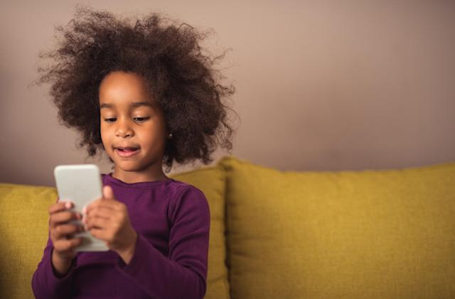 How to set up a phone or tablet for a child