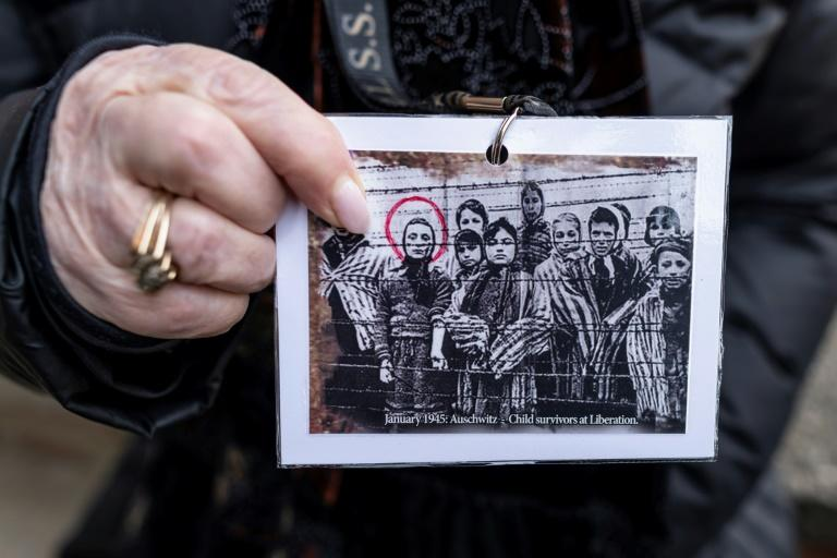 Auschwitz survivors to issue warning 75 years after liberation