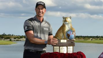Stenson delivers big moment win in Bahamas