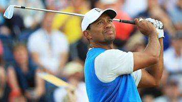 Tiger Woods score: Round 2 live updates, highlights from the British Open