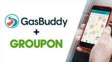 Groupon Announces Card-Linked Offers Distribution Partnership with GasBuddy
