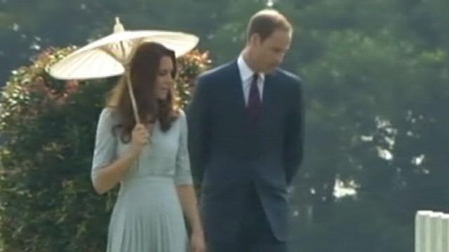 Kate Middleton Caught in Topless Photo Scandal