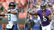 Week 7 position-by-position expert fantasy rankings: A battle for the top spot at QB