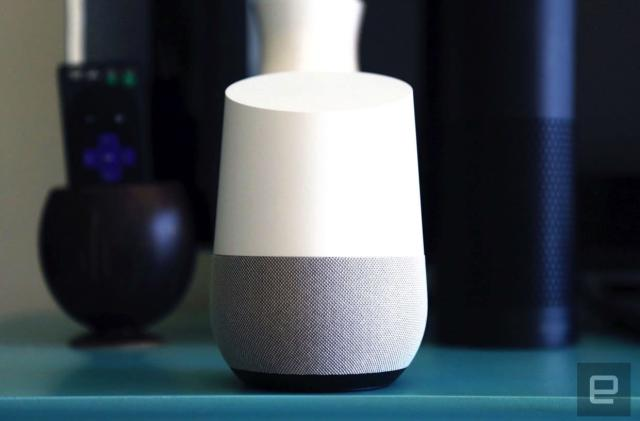 Google Home has 5 million recipe options for your next night in