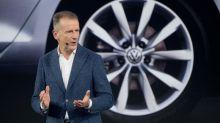 VW-Chef Diess holt weiteren Spitzenmanager von BMW