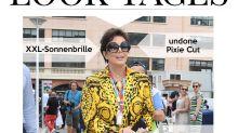 Look des Tages: Kris Jenner strahlt von Kopf bis Fuß in Versace