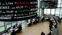 La Bourse de Paris poursuit son mouvement de correction (-0,49%)