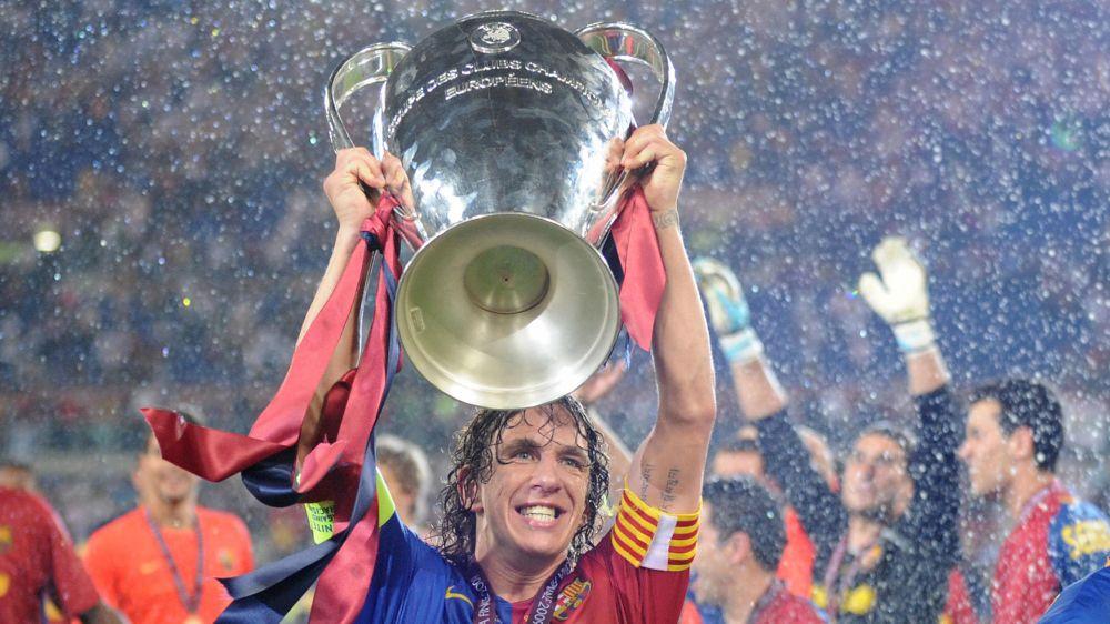 Los jugadores con más títulos de la historia del Barcelona