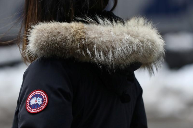 canada goose sees half of profits in long term from own stores e