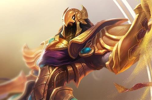 Here's a League of Legends Ascension gameplay preview vid