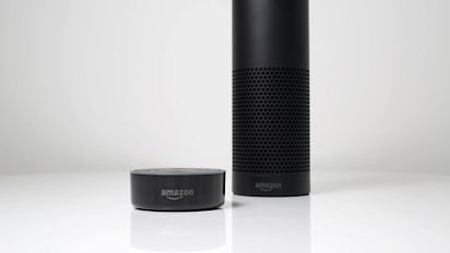 Alexa, Which team will win March Madness?