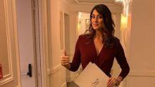 Elisa Isoardi beccata con l'ex fidanzato: notte di passione in hotel?