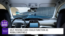 New study predicts mobile brothels as self moving cars arise