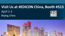 MACOM to Showcase New RF Product Solutions Optimized for 5G Connectivity and Basestations at EDICON China