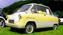 L'auto più strana del mondo? La Zundapp Janus 750