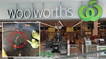 Pregnant woman finds 'human toenail' in Woolworths meal