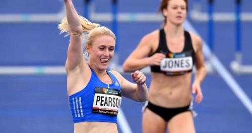 Athlé - 100m haies - 100m haies : Sally Pearson redevient championne d'Australie