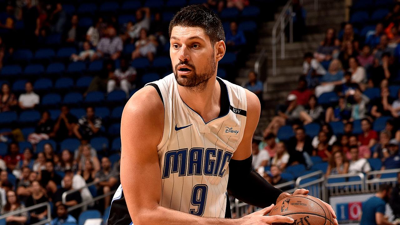 Nikola vucevic wife sexual dysfunction