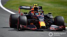 """Albon não sabe """"explicar"""" eliminação no Q2 da F1 na Grã-Bretanha"""