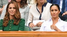 Kate and Meghan's joint Wimbledon appearance a 'masterful PR exercise'