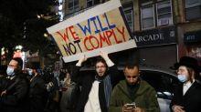 Covid-19. À New York, la fronde des juifs orthodoxes contre de nouvelles restrictions