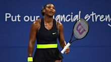 Time warning flusters Serena Williams in meek 3-set NY loss