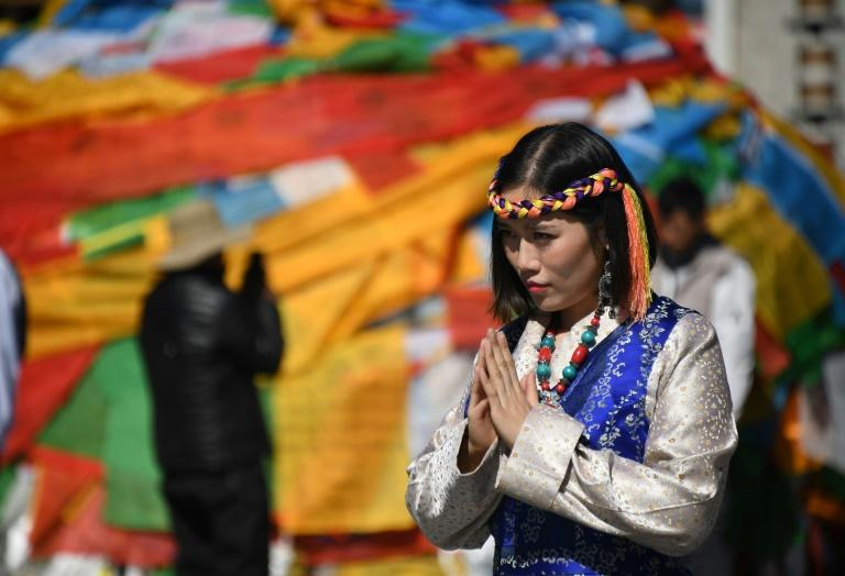The United States has been pressing for its citizens to enjoy access to Tibet (AFP Photo/JOHANNES EISELE)