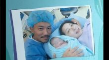 Jonathan Cheung, Angie Mak welcome second baby