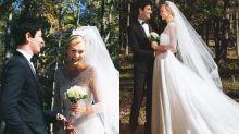 毫無預警下完婚!26 歲 Karlie Kloss 正式成為人妻了!