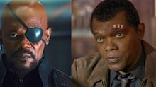 'Captain Marvel' Fans Have A Pretty Solid Theory About Nick Fury's Eye