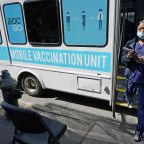 The Latest: NYC mayor plans to keep ordering vaccines