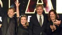 Carrie Fisher's Princess Leia in 'Star Wars: Episode IX'? Not So Fast, Says Lucasfilm Boss Kathleen Kennedy