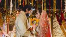 Rana Daggubati And Miheeka Bajaj Tie The Knot And Look Resplendent In Their Outfits
