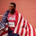 Tokyo Olympics recap: Fred Kerley wins silver in men's 100, Suni Lee third on bars