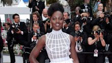 Lupita Nyong'o Skips the Met Gala, But Goes Angelic in Cannes
