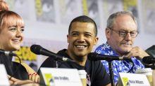 The Game of Thrones Cast reunites at Comic Con