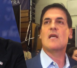 Mark Cuban Explains Why Trump Not Paying Taxes Isn't 'Smart,' It's Selfish And Ignorant