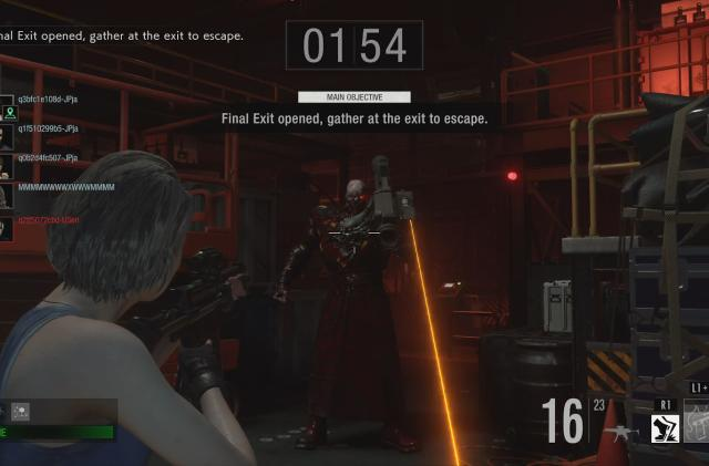 'Resident Evil: Resistance' adds Nemesis as a playable character