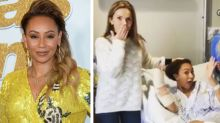 Mel B's friend reveals how she broke several ribs and 'severed' her hand