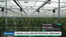 Canopy Growth CEO Says Lines Are Around the Block for Cannabis