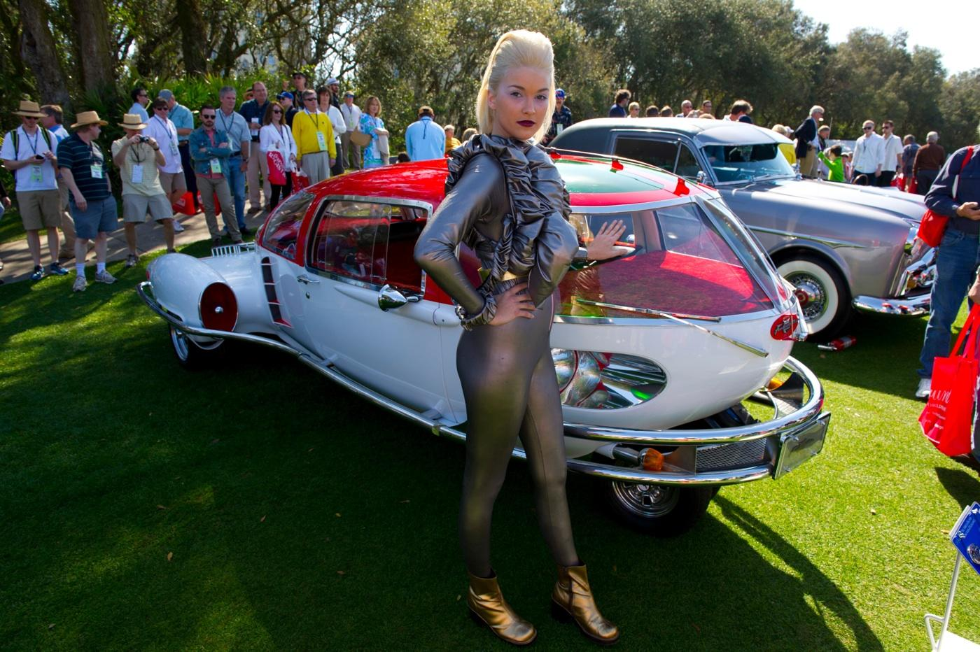 Amelia Island Concours DElegance - Amelia car show
