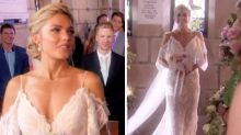 Sam Frost's Home and Away wedding takes dramatic turn