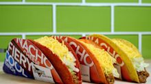 Taco Bell scales back menu, cuts 2 Doritos Locos Tacos flavors