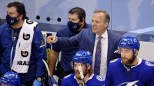 Bruins fans won't like Jon Cooper's message to Lightning during Game 3 rout