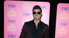 Robin Thicke to be a dad for 3rd time