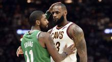 重修舊好 − Kyrie Irving 致電向 LeBron James 道歉與請教何謂「領導」!