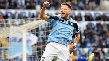 Lazio-Sampdoria 5-1: Immobile straripante, 11° successo consecutivo
