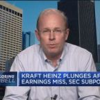 Kraft Heinz needs to reconnect with consumer, says Alantra's Jeff Robards