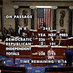 House passes emergency migrant care funding bill
