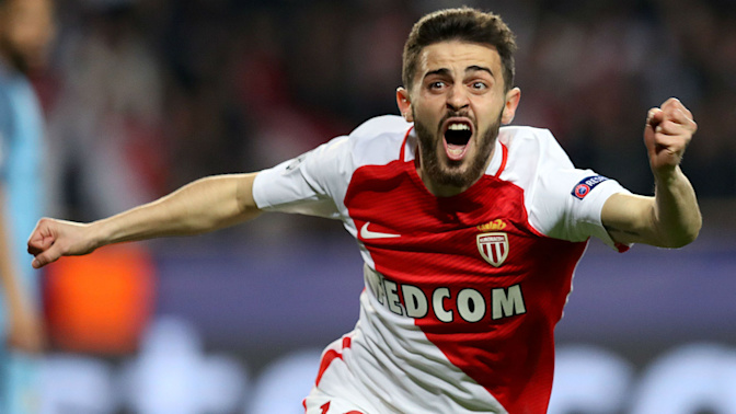 Man City set to sign Bernardo Silva